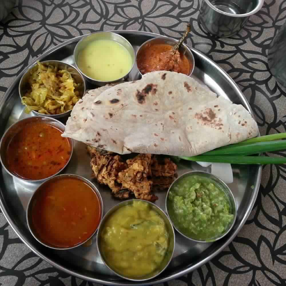 Indian Vegan Food