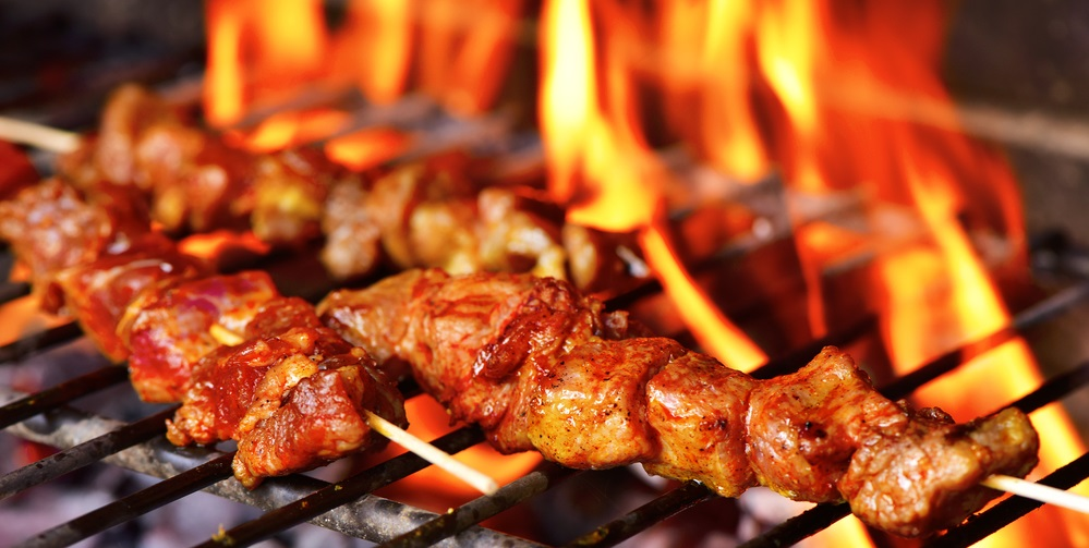 10. Barbecues