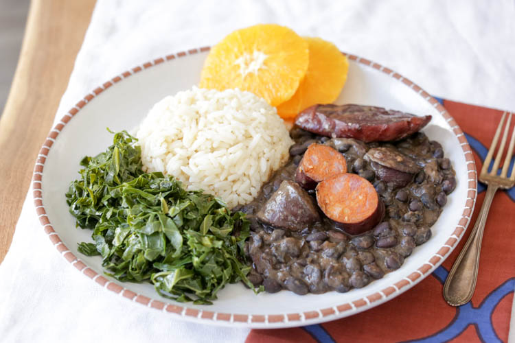 Feijoada - Red Beans with Pork