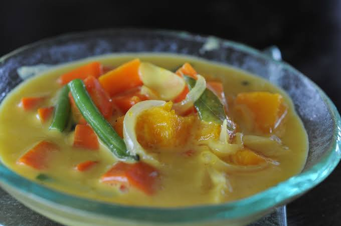 MALDIVIAN VEGETABLE CURRY