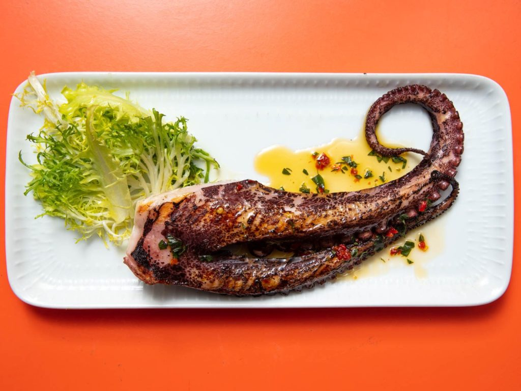 Grilled-Octopus