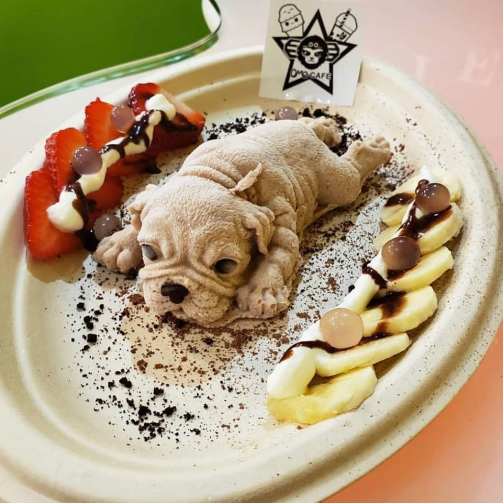 Puppy Ice Cream
