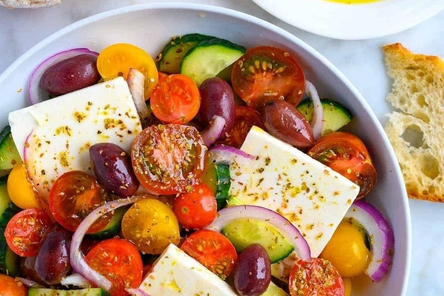 Greek Salad (Choriatiki)