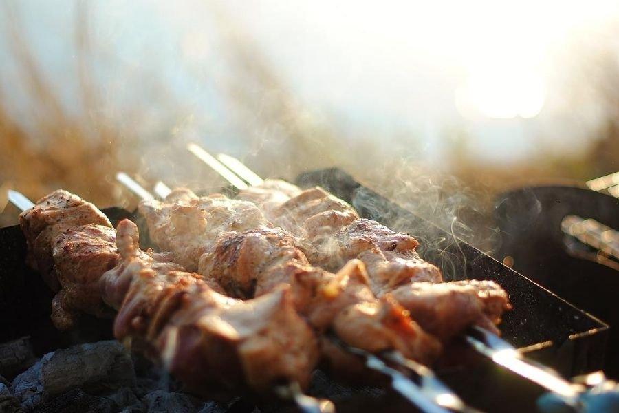 Kebabs And Tikkas